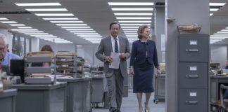 "Szene aus dem Film ""Die Verlegerin""."