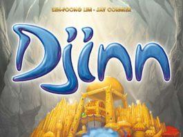 """Das Spiel """"Djinn"""" von Huch!"""
