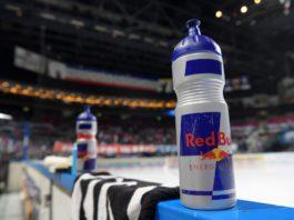 Eisbären Berlin versus Red Bull München.