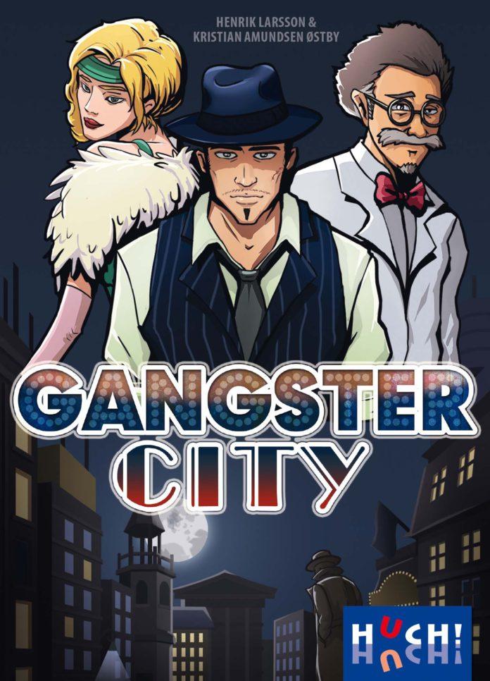 Gangster City.