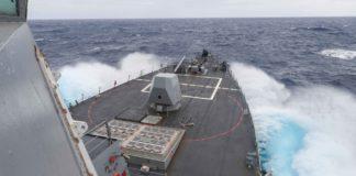 Zerstörer der US-Navy.