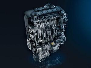 Der Vierzylinder Dieselmoto BlueHDi 180. © DS