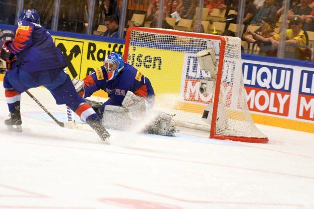 Eishockey-WM 2018 in Dänemark.