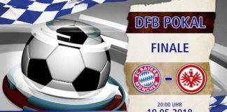 DFB-Pokalfinale gucken im Hofbräu München, Wirtshaus Berlin.