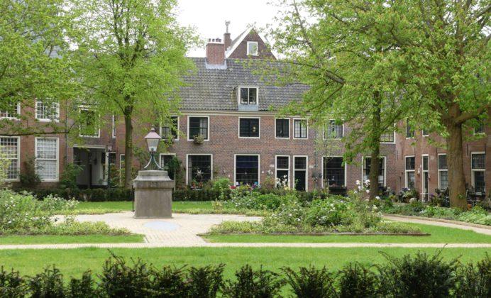 Haarlem in Holland.