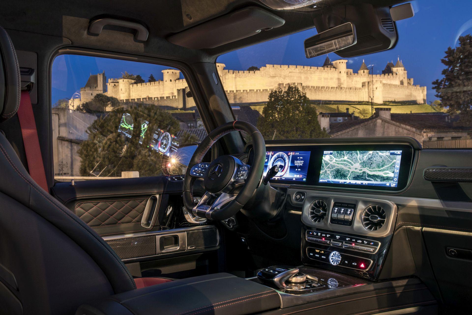 Die neue Mercedes-Benz G-Klasse: Eine Ikone erfindet sich neu - Das ...