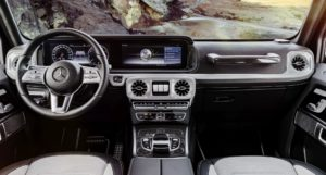 Mercedes-Benz G-Klasse 2018.