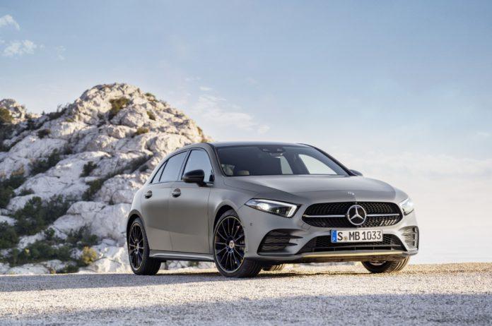 A-Klasse von Mercedes-Benz.