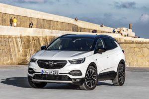 2018 Opel Grandland X Ultimate © PSA