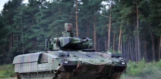 Der Panzer Puma.
