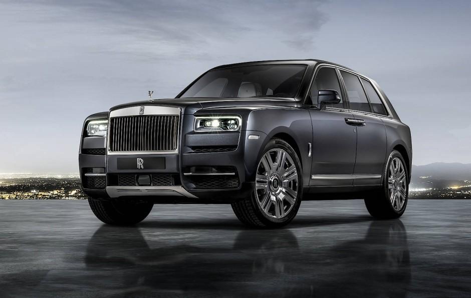 Rolls Royce Motorcars >> Rolls-Royce bingt Super-SUV auf den Markt - Der Cullinan oder Ein Brocken für die Upperclass
