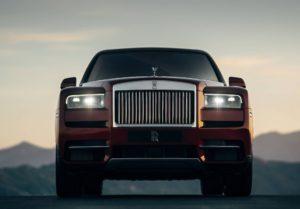 """Immer vorne und obenauf: Rolls-Royce-Kühlerfigur """"Spirit of Ecstasy"""". © Rolls-Royce"""
