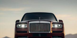 Rolly-Royce Cullinan