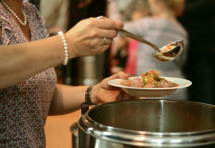 Super: Suppenküche.