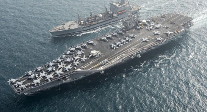 Flugzeugträger USS Harry S. Truman