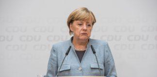 Angela Merkel (CDU).