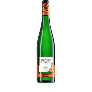 Ein Flasche Bacchus. © Landesweingut Kloster Pforta