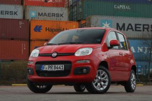 Fiat Panda CNG.