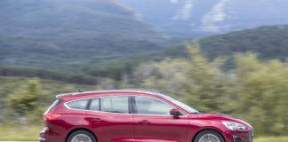 Der neue Ford Focus im Juni 2018.
