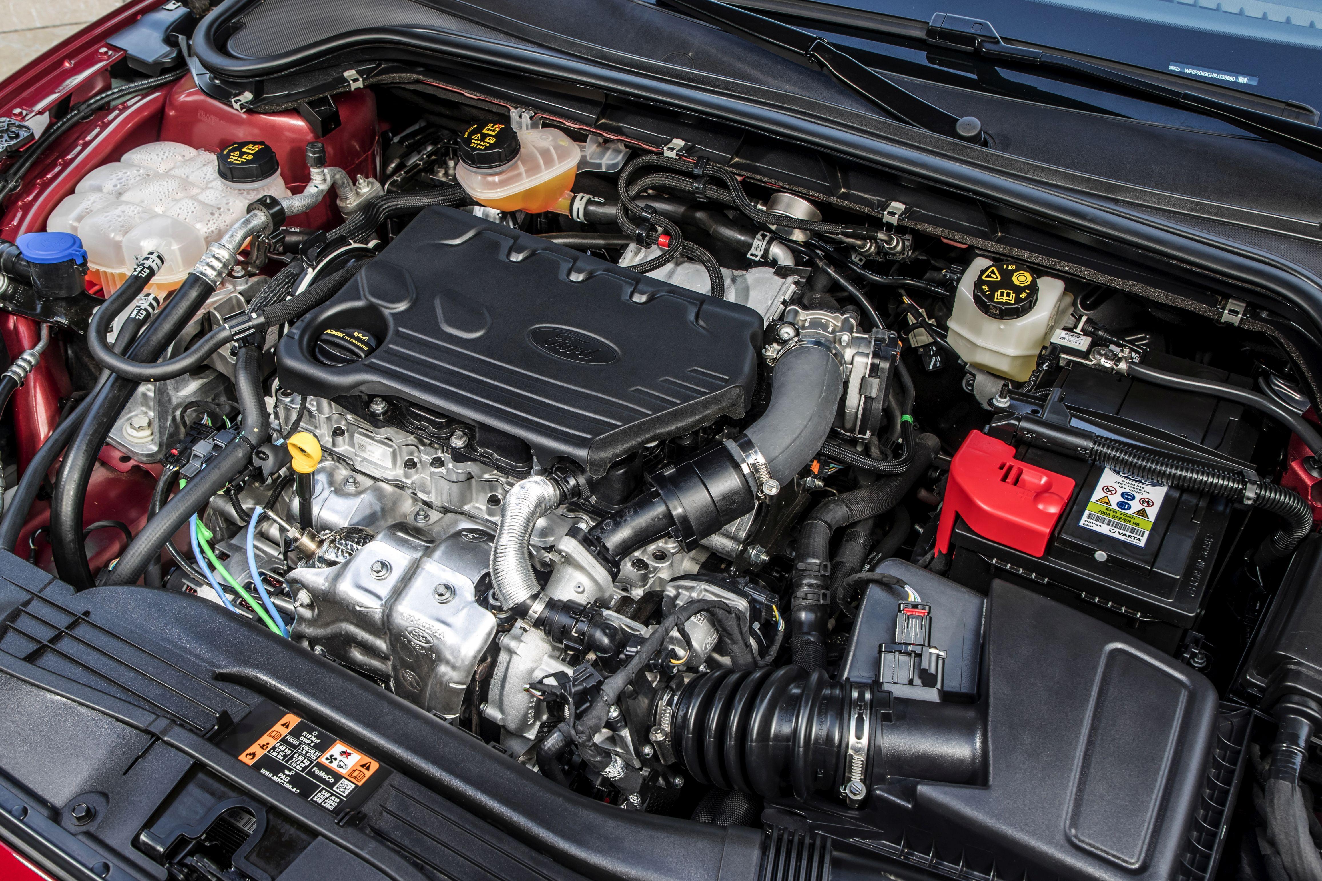 Fotoreportage: Neue Generation, neues Niveau - Der Focus von Ford ...