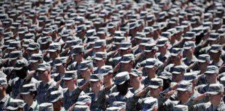 Soldaten der US-Armee.