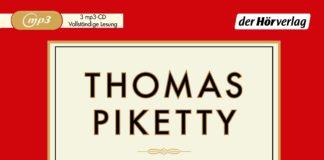 """Thomas Piketty: """"Das Kapital im 21. Jahrhundert"""". Gelesen von Herbert Schäfer."""