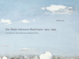 Doritt Litt über den Maler Hermann Bachmann