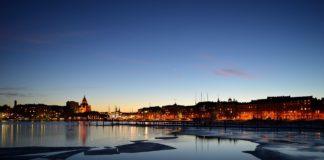 Helsinki, Hauptstadt Finnlands.