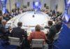 NATO-Treffen mit Staats- und Regierungschefs im Juli 2018 in Brüssel.