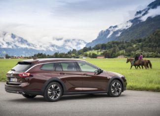Opel Insignia Country Tourer.