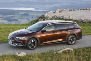 Opel Insignia Country Tourer.