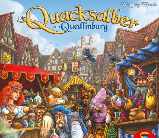 """""""Die Quacksalber von Quedlinburg"""" von Wolfgang Warsch."""