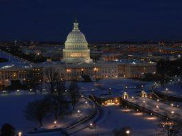 Der Congress in Washington, USA.