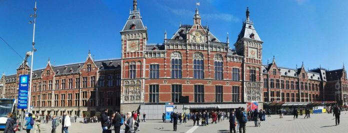 Amsterdam Centraal.