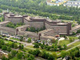 BfV-Dienstgebäude in Köln