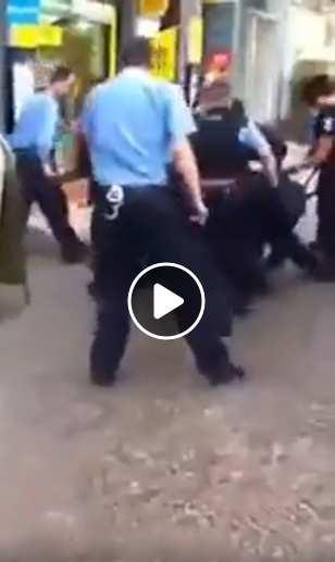 Ein Hurensöhne-Video.