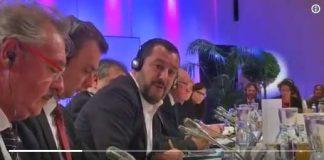 Matteo Salvini auf Twitter.