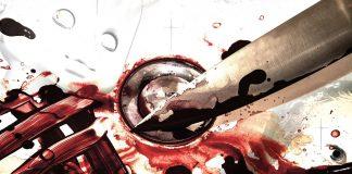 Messer, Blut ...