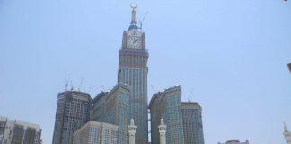 Muselmanen in Mekka.