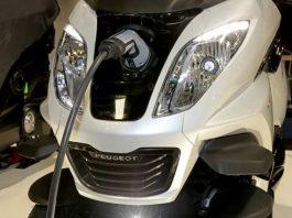 E-Metropolis von Peugeot Motocycles.