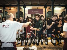 The Night of Wine Rioja Edition 2018 in Berlin.