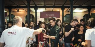 The Night of Wine Rioja Edition 2018 in Berlin.