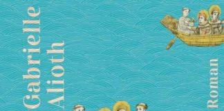 """""""Gallus, der Fremde"""", ein Roman von Gabrielle Alioth."""