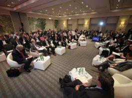 Talk in einem Politischen Forum der IMEX.
