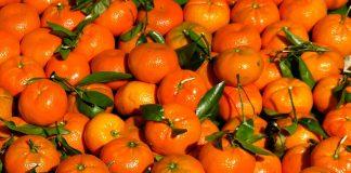 Mandarinen.