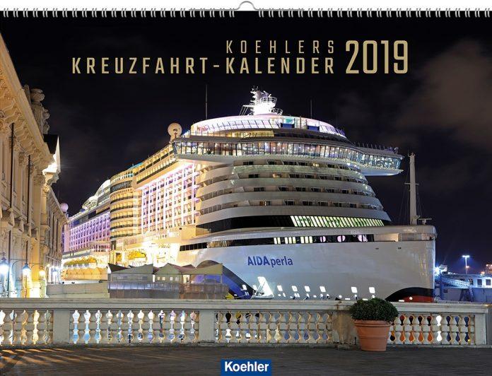 Koehlers Kreuzfahrt-Kalender 2019