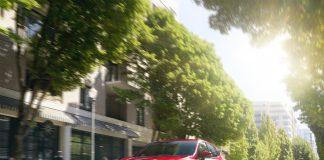 Subaru Impreza Modelljahr 2018.