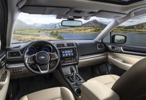 Subaru Outback Modelljahr 2018.