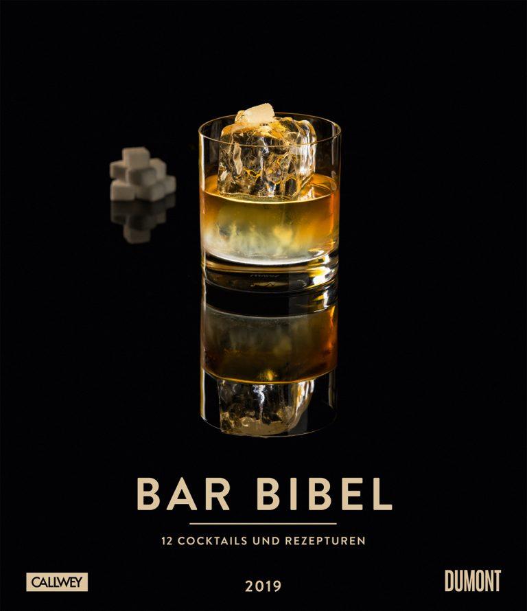 """Ein Dutzend coole Cocktails von Barmann Cihan Anadologlu – Kritik zum Kalender """"Bar Bibel 2019"""""""