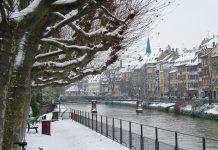 Straßburg im Elsaß.